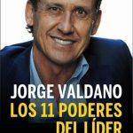 Libro Los 11 poderes del líder de Jorge Valdano