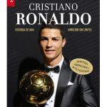 Libro Cristiano Ronaldo, historia de una ambición sin límites