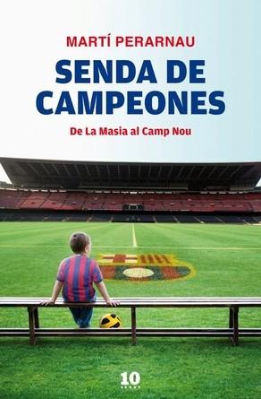 Libro Senda de campeones
