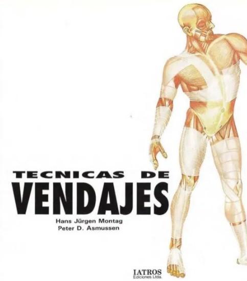 libro tecnica en vendajes deportivos